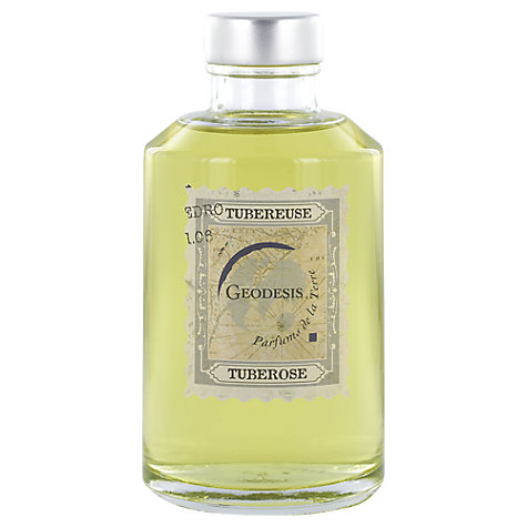 Buy Geodesis Diffuser Refill, Tuberose, 200ml Online at johnlewis.com