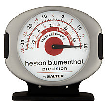 Buy Heston Blumenthal Precision Fridge and Freezer Thermometer Online at johnlewis.com