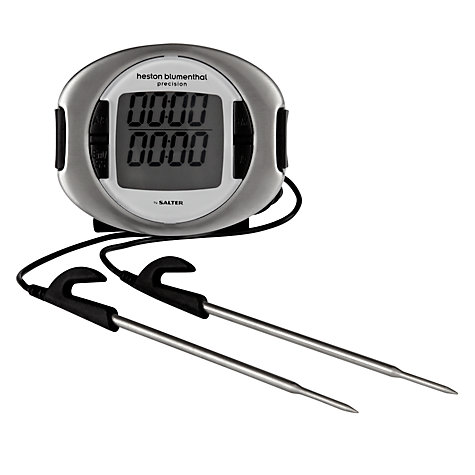 Buy Heston Blumenthal Precision Dual Probe Meat Thermometer Online at johnlewis.com