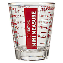 Buy Eddingtons Mini Measure Online at johnlewis.com