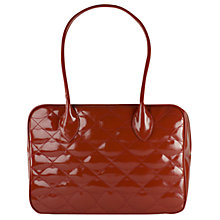 Buy Lulu Guinness Jenny Quilted Lips Large Double Handle Shoulder Bag Online at johnlewis.com