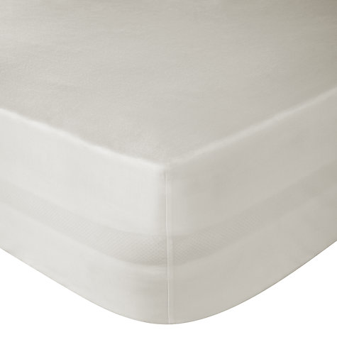 Buy John Lewis Luxury Egyptian Cotton 200 Thread Count Centre Pleat Valances Online at johnlewis.com