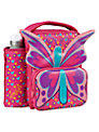 Smash Butterfly Lunch Bag with Bottle