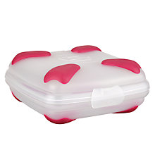 Buy Nude Food Movers Sandwich Boxes, Assorted Colours Online at johnlewis.com