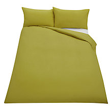 Buy John Lewis Polycotton Percale Duvet Covers Online at johnlewis.com