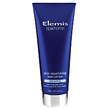 Buy Elemis Skin Nourishing Body Lotion, 200ml Online at johnlewis.com
