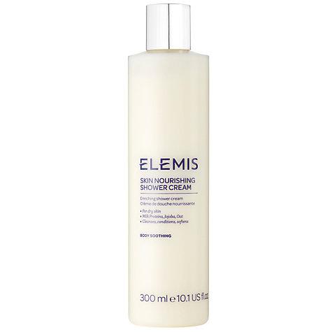 Buy elemis skin nourishing shower cream 300ml john lewis - Elemis shower gel ...