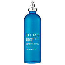 Buy Elemis Cellutox Active Body Oil, 100ml Online at johnlewis.com