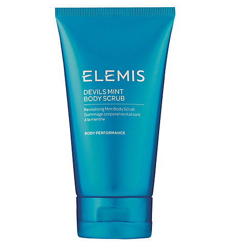 Buy Elemis Devils Mint Body Scrub, 150ml Online at johnlewis.com