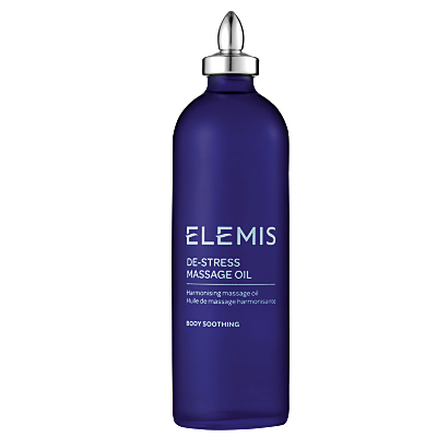 Elemis De-Stress Massage Oil, 100ml