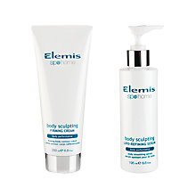 Buy Elemis Body Sculpting Firming System Duo Online at johnlewis.com