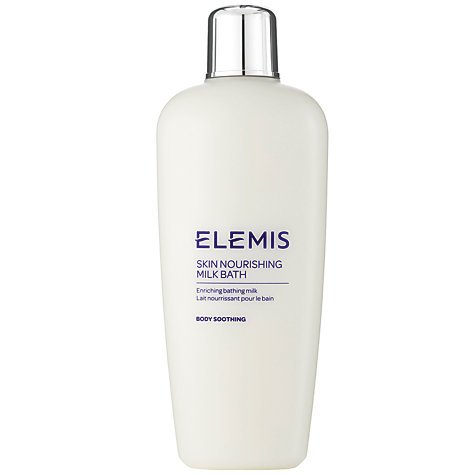 Buy Elemis Skin Nourishing Milk Bath, 400ml Online at johnlewis.com