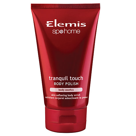 Buy Elemis Tranquil Touch Body Polish, 150ml Online at johnlewis.com