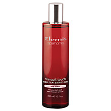 Buy Elemis Tranquil Touch Indulgent Bath Elixir, 300ml Online at johnlewis.com