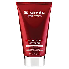 Buy Elemis Tranquil Touch Body Cream, 150ml Online at johnlewis.com