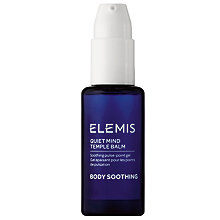 Buy Elemis Quiet Mind Temple Balm, 15ml Online at johnlewis.com