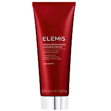 Buy Elemis Frangipani Monoi Shower Cream, 200ml Online at johnlewis.com