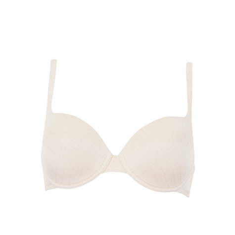 Buy John Lewis Diamond T-Shirt Bra Online at johnlewis.com