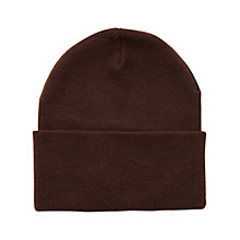 Buy The Mount School Girls' Knitted Hat Online at johnlewis.com