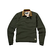 Buy Barbour Eagle Long Sleeve Rugby Shirt Online at johnlewis.com
