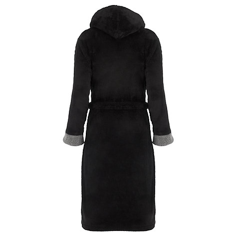 Buy John Lewis Hanging Sheared Fleece Robe Online at johnlewis.com