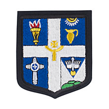 Buy St Augustine's High School Unisex Blazer Badge, Multi Online at johnlewis.com