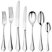 Raphia Mirror Finish Cutlery