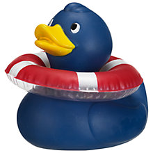 Buy Beginner Bathtime Buoy Rubber Duck Online at johnlewis.com