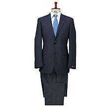 Chester by Chester Barrie Wool Cashmere Suit, Navy