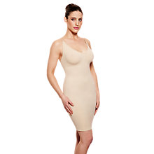Buy John Lewis Seamfree Control Full Slip Online at johnlewis.com