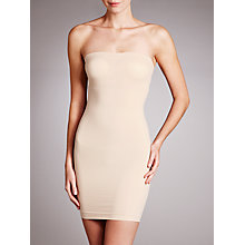 Buy John Lewis Seamfree Control Strapless Body Slip Online at johnlewis.com