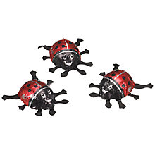 Buy Rococo Chocolates Busy Milk Chocolate Ladybirds, 50g Online at johnlewis.com