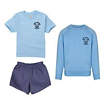 St Andrews RC Primary School Girls' Sports Uniform