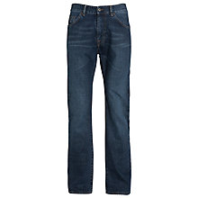 Buy Gant Long Island Straight Leg Jeans Online at johnlewis.com