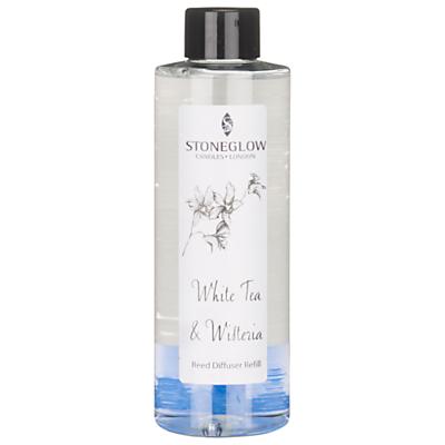 Image of Stoneglow Diffuser Refill, White Tea and Wisteria, 200ml