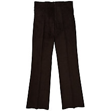 Buy North London Collegiate School Senior Girls' Cord Trousers Online at johnlewis.com