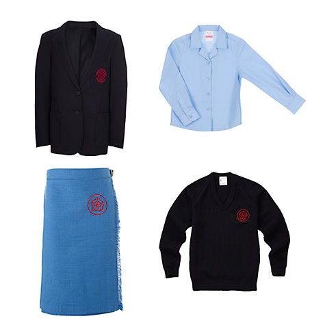 Buy Queen Elizabeth S Girls School General Uniform John
