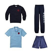 Queen Elizabeth's Girls' School Sports Uniform