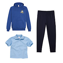 The Swaminarayan School Senior Boys Sports Uniform
