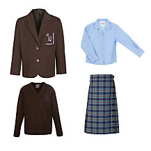 The Mount School Girls' General Uniform