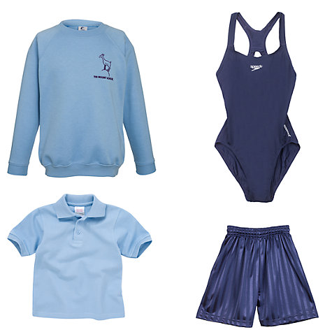 Buy The Mount School Girls' Sports Uniform Online at johnlewis.com