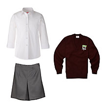 Blessed Hugh Faringdon School Girls' Uniform