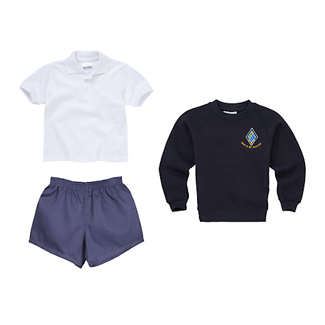 Buy St Bernard's Preparatory School Girls' Sports Uniform Online at johnlewis.com