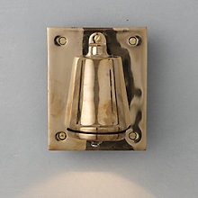 Buy Original BTC Davey Marine Mast Light, Brass Online at johnlewis.com
