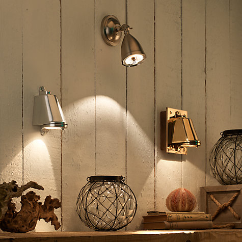 Buy Davey Lighting Spotlight, Bronze Online at johnlewis.com
