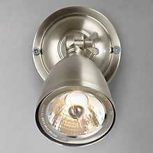 Buy Davey Lighting Spotlight, Nickel Online at johnlewis.com