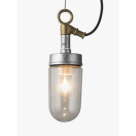 Buy Davey Lighting Well Glass Pendant Online at johnlewis.com