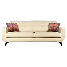 John Lewis Barbican Leather Sofa Range