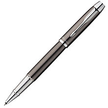 Buy Parker Rollerball Pen, Gunmetal Grey Online at johnlewis.com