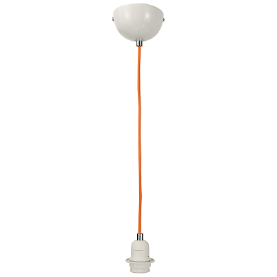House by John Lewis Coloured Pendant Cord
